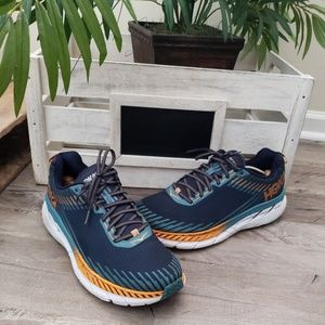 Hoka One One Mens Sneakers Clifton 5 Running Shoes